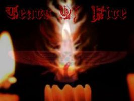 TEARS OF FIRE LOGO by lapidation2012