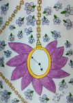 Pocketwatches and Flowers by thegothickitty33