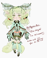 Little Magician Moss Adopt [closed] by frappuu