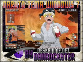 Naruto PTS Theme Windows 7 by Danrockster