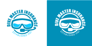 Diving Logo concept (FOR SALE) by DianaGyms