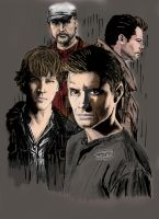 Supernatural color by StevenWilcox