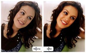 another rachel bilson makeover by miseryloneliness