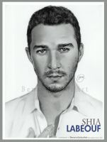 SHIA_LABEOUF 2011 by BenavolutionArt