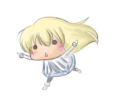 Tales of Mini Cheebs: Colette by cyrissia