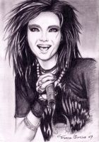 Bill Kaulitz2 by devianiac
