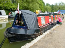 Rosie and Jim by captainflynn