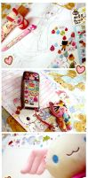 I love stickers by Iris-Zeible