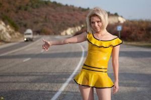 Hitchhiking by pnlabs