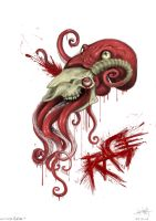 +OCTOPUS RAGE+ by Opaca