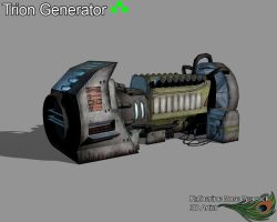 Trion Generator - 2013 by KatherineRosePeacock