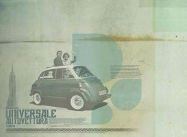 A Random Design With Isetta by NoamM
