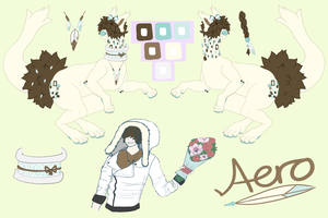 Aero The Giraffaroo by FaeElixir