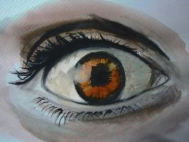 Watercolor Eye by lolbenjo