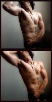 Narcist::Male Form II by SEnigmaticX