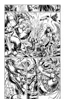 Justice League: Future's End #1 page 8 by Jebriodo