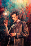 Doctor Who: The Eleventh Doctor by alicexz