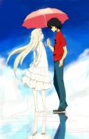 Anohana by Neverforgetus123