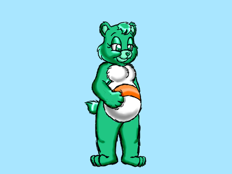Wishbear pregnant by eternaldragonstear