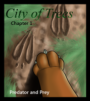 City of Trees- Chapter 1 Cover by SanjanaStone