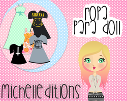 RopaParaDoll MichellEditions by MichellEditions