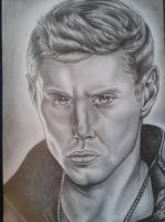 dean winchester by The-Lone-Wolf2