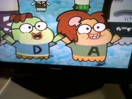 We are in Fish Hooks by TLK-SIMBA-SANDSLASH