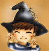 Ryeowook hat by zulinHL