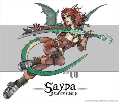 ::SPAR:: 3WAY COLLAB ..sayda.. by Kingdom-Cross