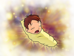 The Birth of Baby Channie by ChannahK15