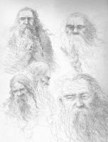 Dwarves by TurnerMohan