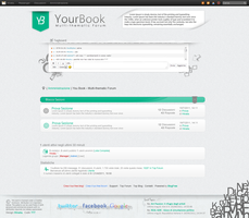 YourBook Skin by HinataDesign