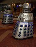 Parallel Daleks by tmulcahy