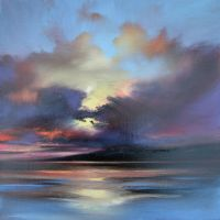 Dawn Light, Tiree by NaismithArt