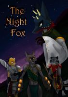 The night fox -short story cover by bunslake