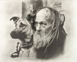 'Man's Best Friend' by Dhekalia