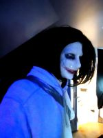 Jeff the Killer 3 by SnuffBomb