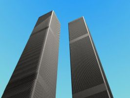 The World Trade Center by micahmatt
