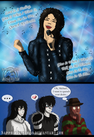 Give In To The King, Jeff, L.J and Freddy! by Sapphiresenthiss