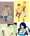 Collage Couple by dona123