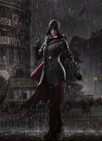 Evie Frye the Victorian Assassin by santap555