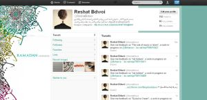 Design My Twitter by RESHAT-BDWOI