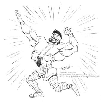 Hercules, Prince of Power by LostonWallace