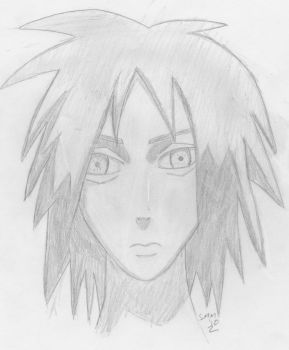 Young Madara by ObsessiveXD