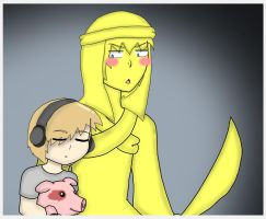 Pewdie X Stephano by Chaos55t