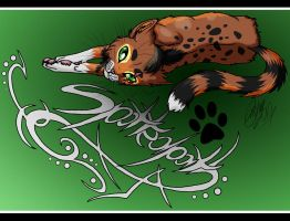 Spottedpath .:Art Trade:. by Dragara