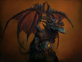 DEATHWING by Tokoldi