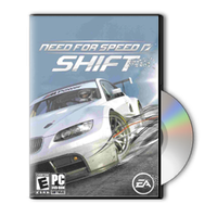 Need For Speed Shift by AssassinsKing