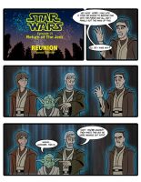 Stars Wars Reunion by Mystic-Forces