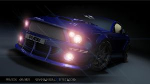Ford Mustang GT by Visual3Deffect